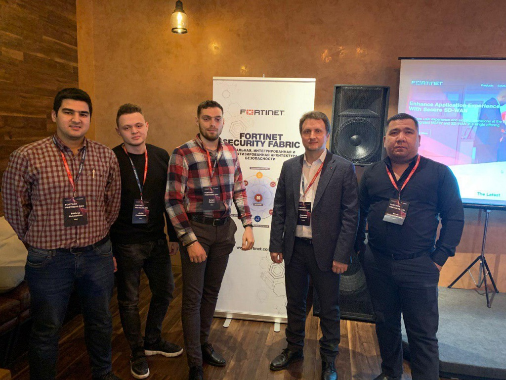 Fortinet Partners Day